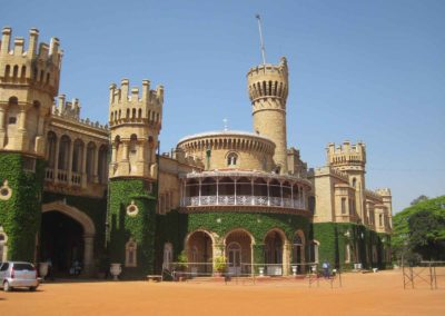 Swamy Temple Bangalore Palace