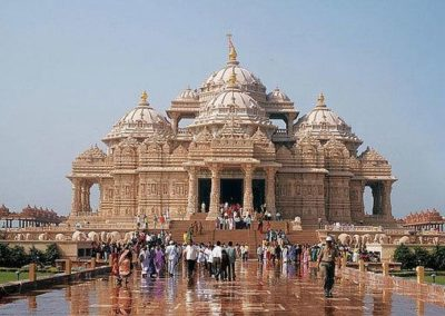Akshardham temple gujrat