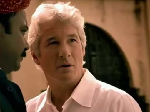 Visa Card Commercial with Richard Gere