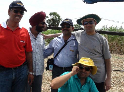 Sugarcane Harvester CNH